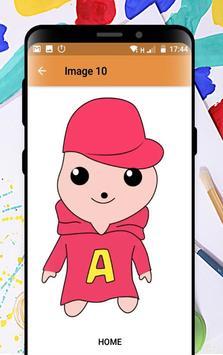 Learn How to Draw Kawaii Step by Step screenshot 3