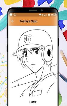 Learn How to Draw Manga Step by step screenshot 1