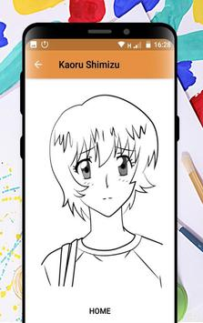 Learn How to Draw Manga Step by step screenshot 3