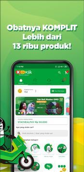 K24KLIK: Beli Obat, Konsultasi, Panggil Dokter screenshot 1