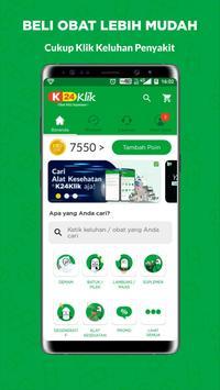 K24KLIK: Beli Obat, Konsultasi, Panggil Dokter screenshot 8