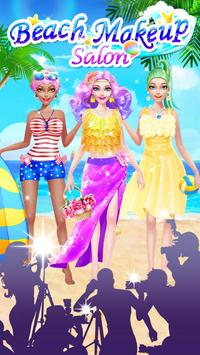 Makeup Salon - Beach Party screenshot 6
