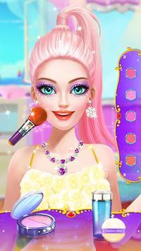 Makeup Salon - Beach Party poster