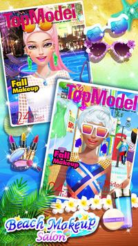 Makeup Salon - Beach Party screenshot 13