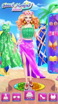 Makeup Salon - Beach Party screenshot 10