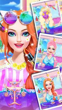 Makeup Salon - Beach Party screenshot 11