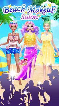 Makeup Salon - Beach Party screenshot 14