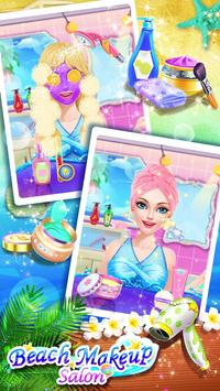 Makeup Salon - Beach Party screenshot 15
