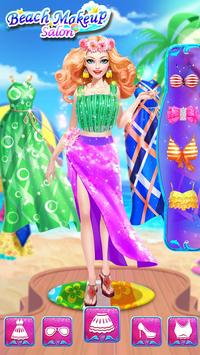 Makeup Salon - Beach Party screenshot 18