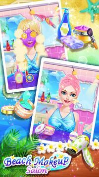 Makeup Salon - Beach Party screenshot 23