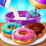 🍩🍩Make Donut - Interesting Cooking Game