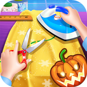 Little Tailor - Halloween Clothes Maker icon