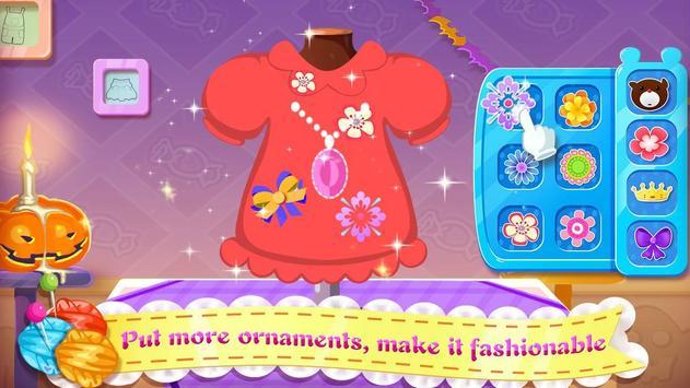 Little Tailor - Halloween Clothes Maker screenshot 5