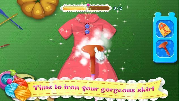 Little Tailor - Halloween Clothes Maker screenshot 9