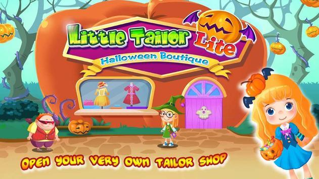Little Tailor - Halloween Clothes Maker screenshot 15
