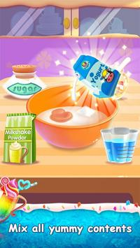 🥤🥤Milkshake Cooking Master screenshot 3