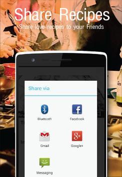 Indian Recipes screenshot 9