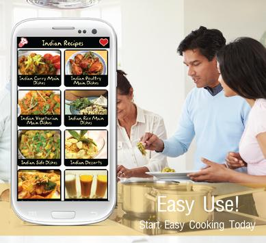 Indian Recipes poster