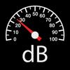 ध्वनि मीटर - डीबी मीटर, शोर मीटर, एसपीएल मीटर आइकन