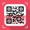 QR-scanner: QR-codelezer, barcodescanner-icoon