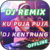 Lagu Ku Puja Puja DJ Remix Offline Full Bass icon