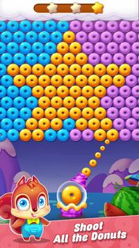 Bubble Shooter Cookie poster