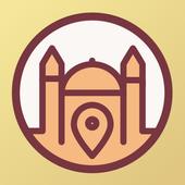 Namaz Vakitleri ve Camiler - 5 Vakit Namaz icon