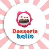 Desserts Holic Takeaway icon