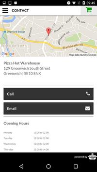 Pizza Hot Warehouse Takeaway screenshot 4
