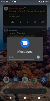 Notification Widget Ekran Görüntüsü 4