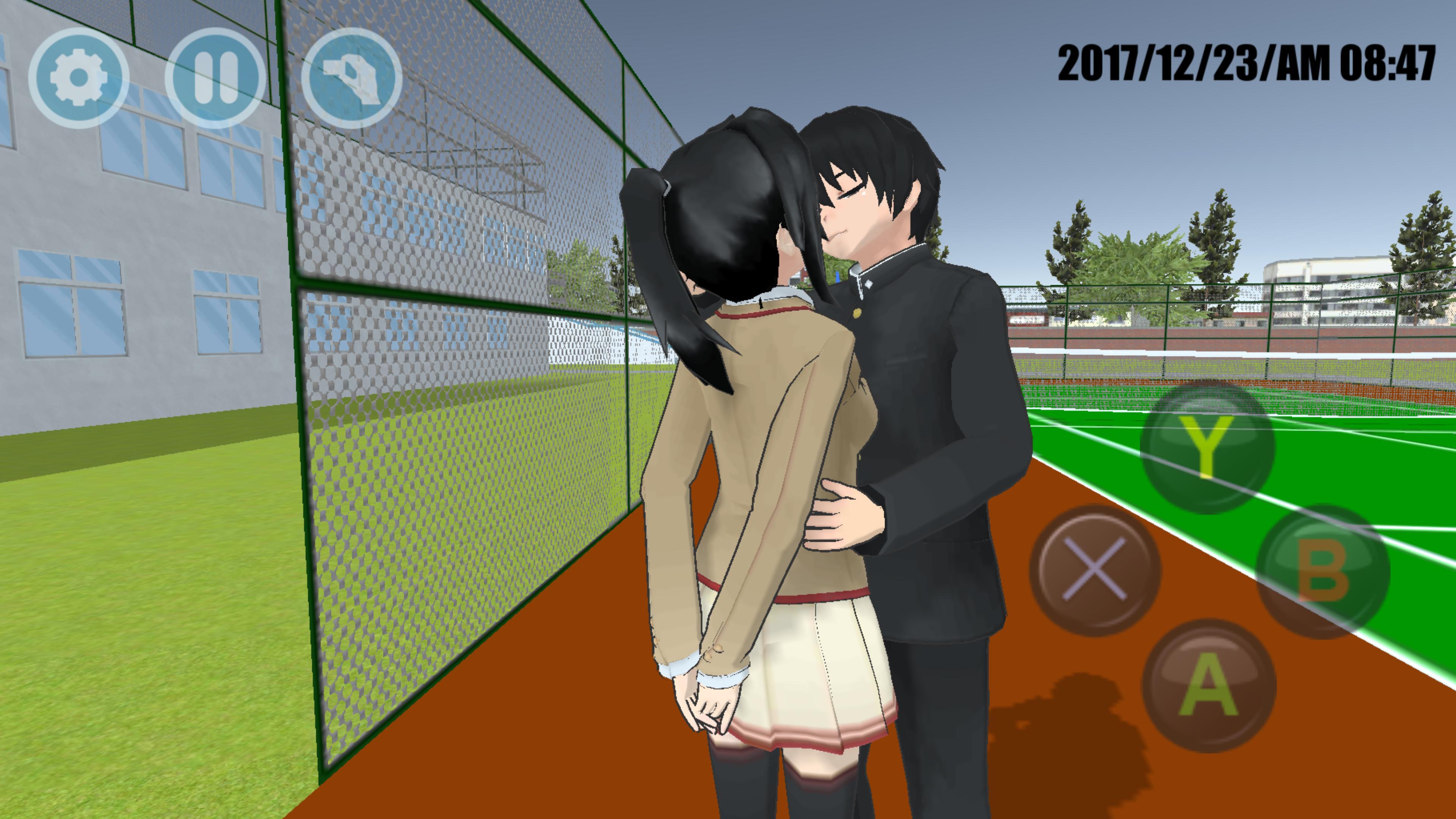 Dating Sims High School