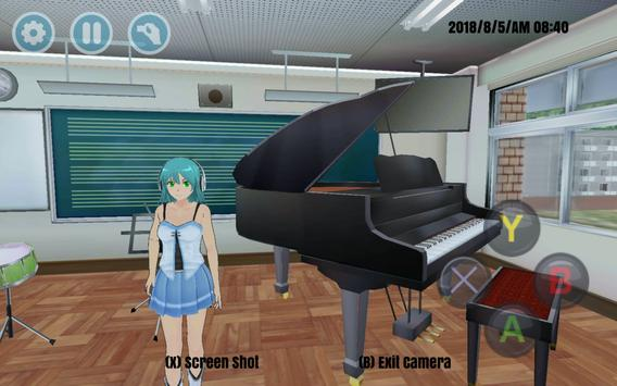 High School Simulator 2019 Preview स्क्रीनशॉट 17