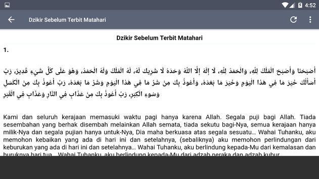 Kumpulan Doa Sesudah Sholat screenshot 8