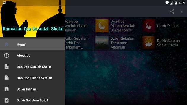 Kumpulan Doa Sesudah Sholat screenshot 9