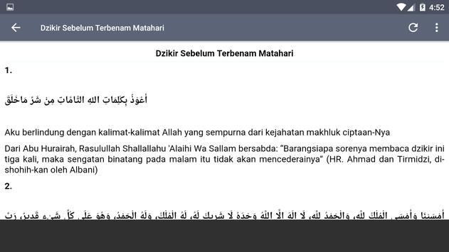 Kumpulan Doa Sesudah Sholat screenshot 17