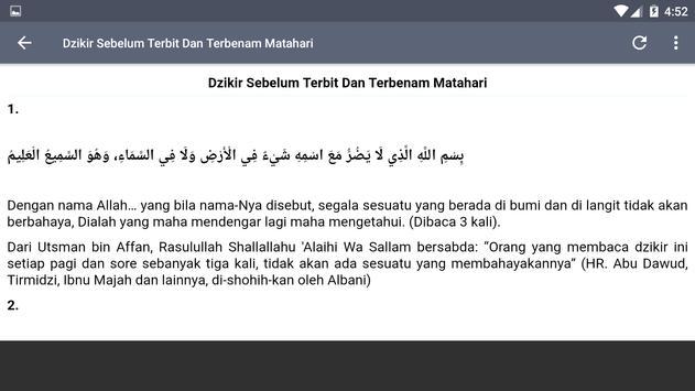 Kumpulan Doa Sesudah Sholat screenshot 16