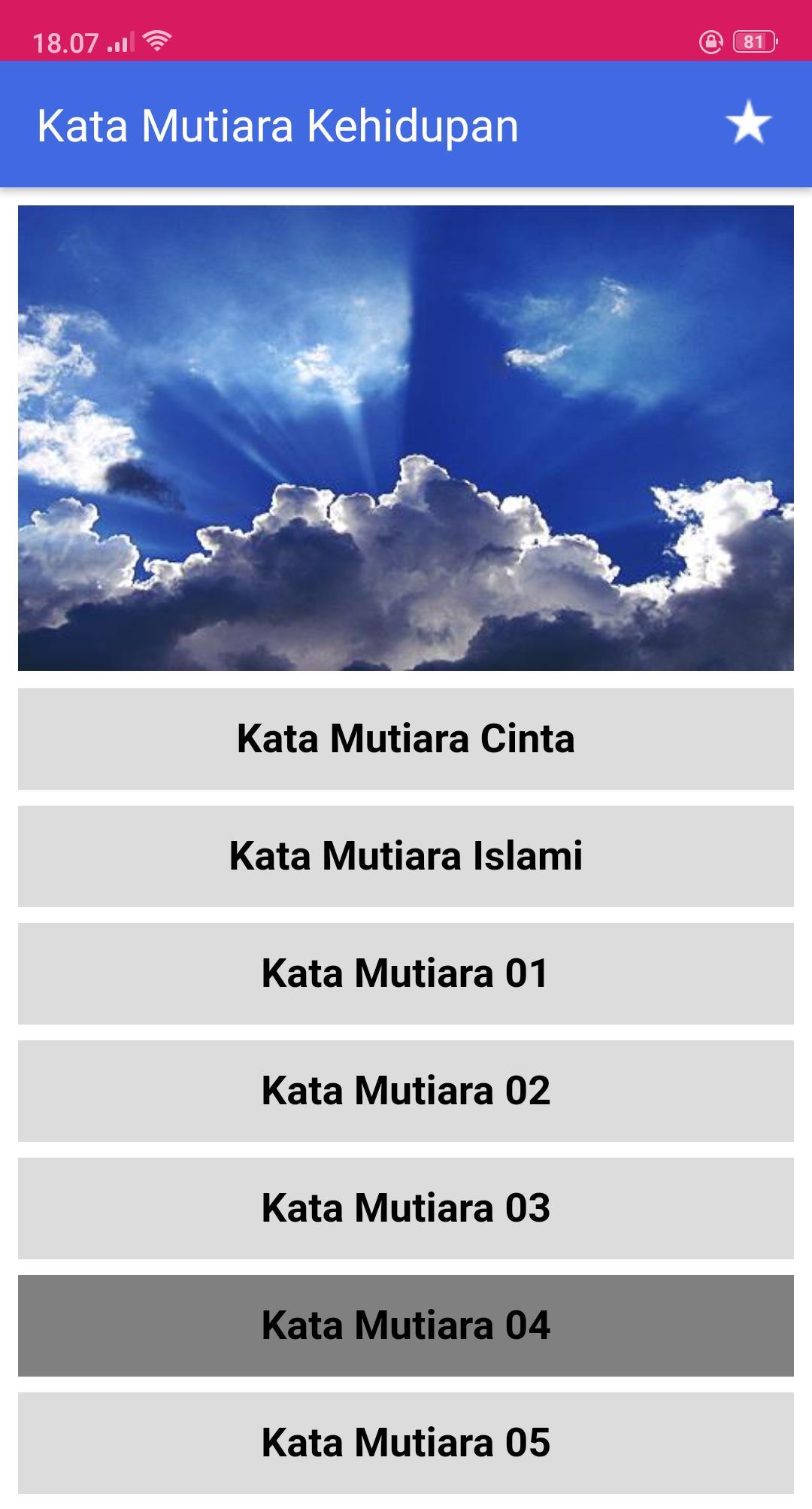 Kata Kata Mutiara Kehidupan 2019 Für Android Apk Herunterladen
