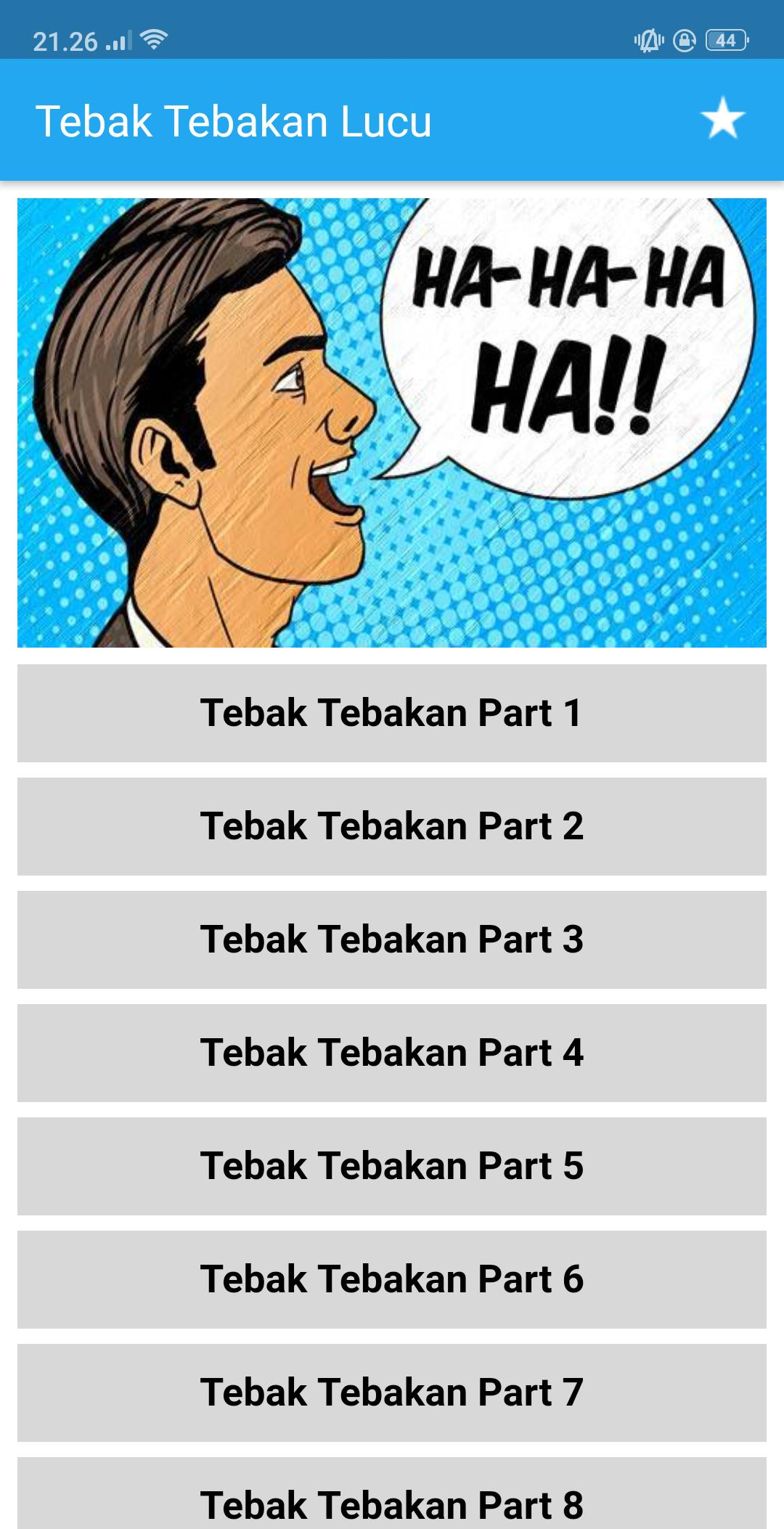 Tebak Tebakan Lucu for Android APK Download