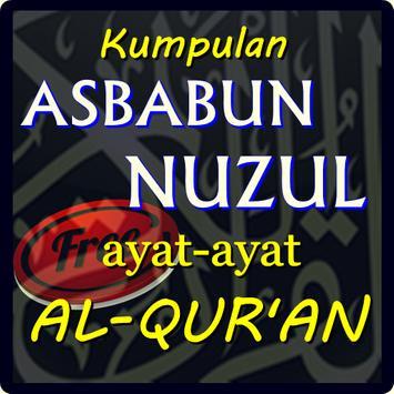 Kumpulan Asbabun Nuzul Ayat Al Quran poster