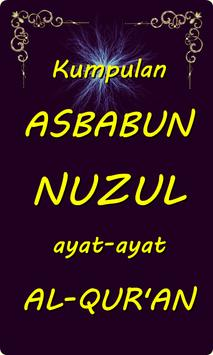 Kumpulan Asbabun Nuzul Ayat Al Quran screenshot 1