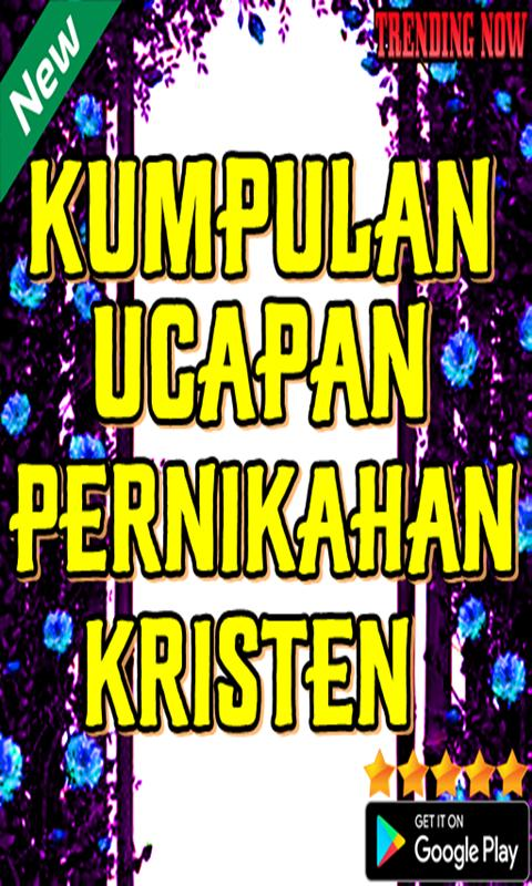 Kumpulan Ucapan Pernikahan Kristen For Android Apk Download