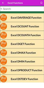 For Excel Course ảnh chụp màn hình 6
