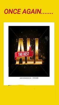 Kunals First APP poster