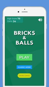 Bricks & Balls screenshot 1