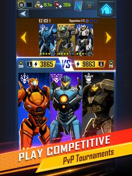 Pacific Rim Breach Wars - Robot Puzzle Action RPG screenshot 6