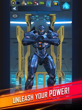 Pacific Rim Breach Wars - Robot Puzzle Action RPG screenshot 8