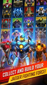 Pacific Rim Breach Wars - Robot Puzzle Action RPG poster