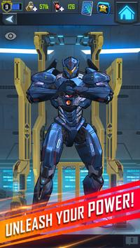 Pacific Rim Breach Wars - Robot Puzzle Action RPG screenshot 3