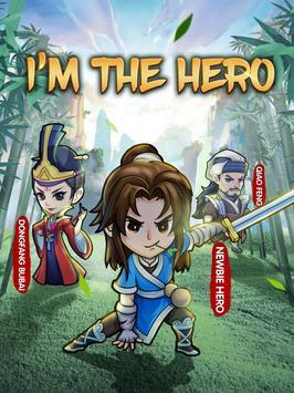 Kungfu Heroes poster
