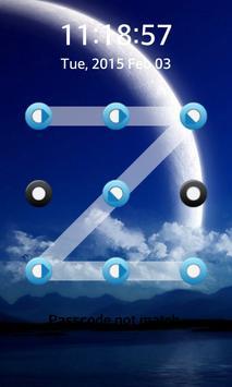 pantalla de bloqueo captura de pantalla 21